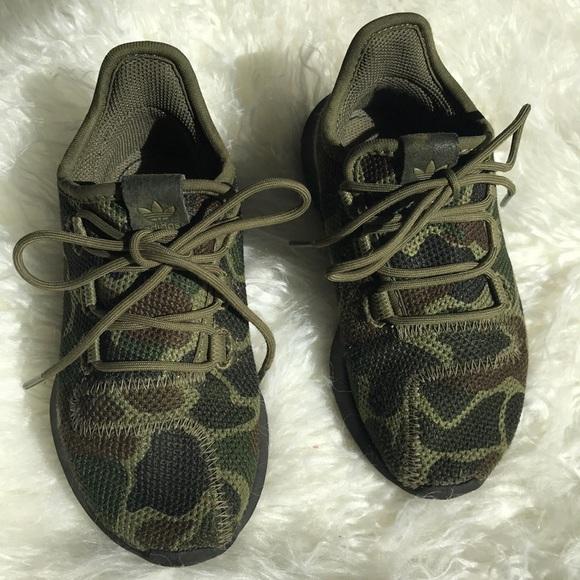 the latest de247 0c556 adidas Other - Adidas Tubular Shadow Shoes Camo Kids